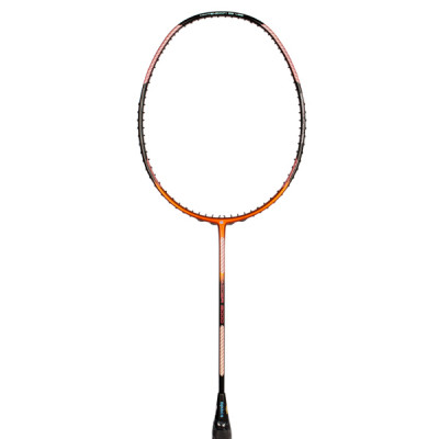 Badminton racket Apacs Raider 2000 (orange/black)