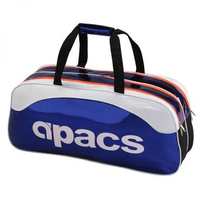 Racket Bag Apacs D2531-Blu/Sil