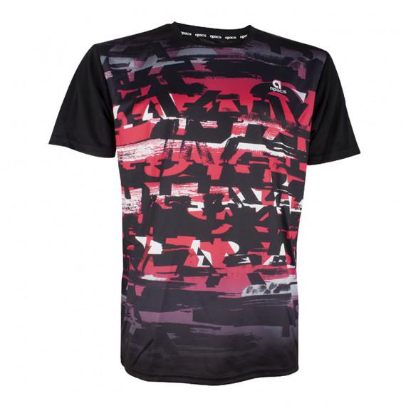 T-shirt Unisex Apacs RN 3263-AT